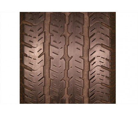 Used 225/75/16 Goodyear Wrangler ST 104S 40% left