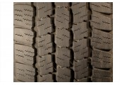 225/70/16 Michelin LTX M/S 101S 55% left