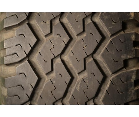 215/75/15 Michelin XC All Terrain 100S 75% left