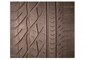 215/45/18 Goodyear Eagle GT All Season 93W 40% left