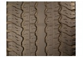 265/70/16 Dunlop Grandtrek AT21 111S 55% left