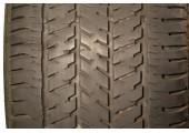 265/65/17 Bridgestone Dueler H/T 684II 110S 40% left
