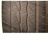 255/60/17 Dunlop SP Sport 5000 106H 55% left