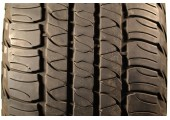 245/65/17 Goodyear Fortera HL Edition 105S 55% left