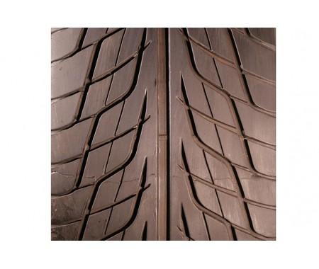 Used 255/45/17 Bridgestone Potenza RE730 75% left