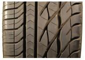 215/45/18 Goodyear Eagle GT All Season 93W 75% left