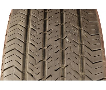 Used 215/65/16 Michelin X Radial 98T 55% left