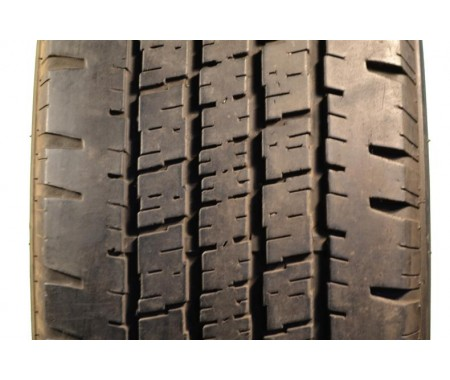 Used 245/75/16 Hankook Dyna Pro AS 116R 40% left