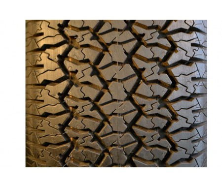 Used 225/75/15 Goodyear S4s 95% left