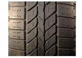 255/55/19 Michelin 4x4 Synchrone 111H 40% left