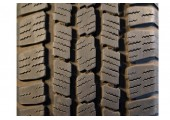 225/70/15 Michelin LTX M/S 100S 95% left