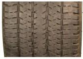 235/65/16 Bridgestone Dueler H/T 684II 101S 40% left