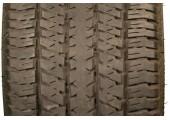235/65/16 Bridgestone Dueler H/T 684II 101S 55% left