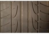 245/35/18 Dunlop Sport Maxx DSST 40% left