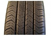 175/70/13 Michelin X Radial 82S 40% left