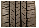215/70/15 Goodyear Eagle F1 SUV 4x4 98T 95% left