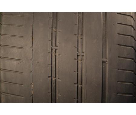 Used 295/35/20 Pirelli P Zero 105Y 40% left