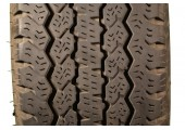 225/75/16 Dunlop A/T Radial Rover 115/112 75% left