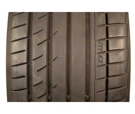 Used 275/35/20 Continental Extreme Contact DW Tuned 102Y 95% left