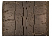 235/60/16 Bridgestone Dueler H/T 687 100H 40% left