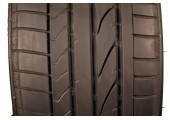 245/35/18 Bridgestone Potenza RE050A RFT 88Y 75% left