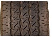 235/75/15 Michelin Cross Terrain SUV 105S 55% left