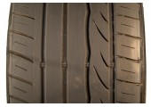 265/45/21 Dunlop SP Sport 01 104W 55% left