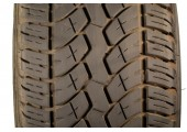 265/70/17 Michelin Latitude Diamaris 113S 55% left