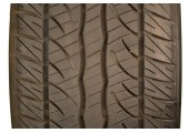 235/50/18 Dunlop SP Sport 5000m 97V 75% left