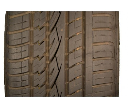 Used 255/50/19 Continental Contact SSR UHP 107W 95% left
