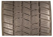 275/55/20 Michelin LTX M/S 2 111T 75% left