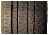 255/65/16 Bridgestone Dueler H/L Alenza 109H 55% left