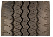 265/70/16 Goodyear Wrangler RT/S 111S 75% left