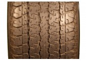 265/70/17 Bridgestone Dueler H/T 840 113S 55% left