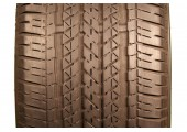 225/65/17 Bridgestone Dueler H/L 400 102T 55% left