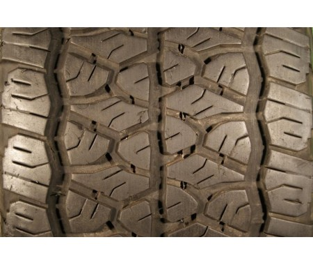 Used 265/75/16 BFGoodrich Rugget Trail T/A 114T 95% left