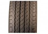 255/65/17 Michelin LTX A/S 108S 40% left