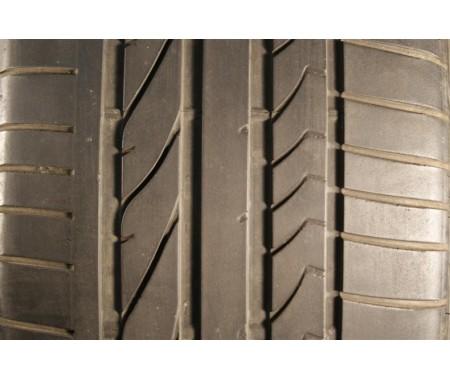 Used 255/45/18 Bridgestone Potenza RE050A 99V 55% left
