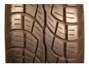 215/70/16 Bridgestone Dueler H/T 687 99S 75% left