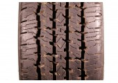 245/70/17 Firestone Transforce HT 95% left