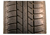 255/55/19 Goodyear Wrangler HP All Weather 111V 55% left