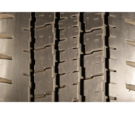 Used 245/75/16 Hankook Dyna Pro AS 120R 55% left