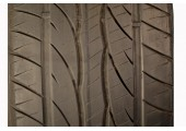 265/60/18 Dunlop SP Sport 5000m 110H 40% left
