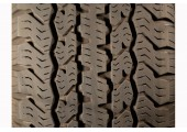 245/65/17 Dunlop A/T Radial Rover 105S 75% left