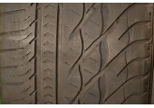 215/55/16 Goodyear Eagle GT All Season 93V 40% left