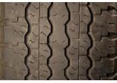 255/65/16 Dunlop Grandtrek TG35 75% left