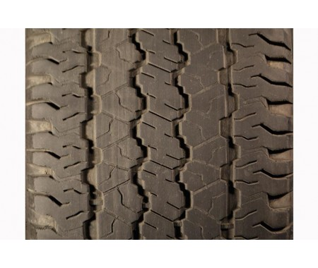 Used 265/70/16 Goodyear Wrangler RT/S 111S 55% left
