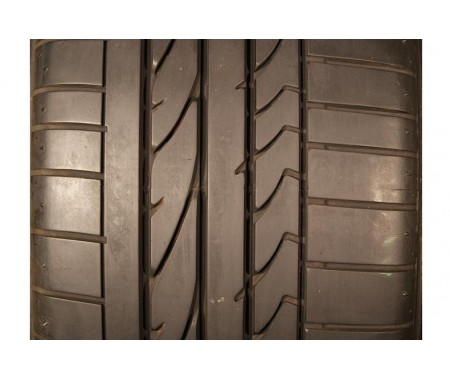 Used 245/40/19 Bridgestone Potenza RE050A 98W 95% left