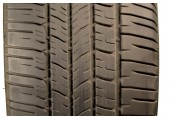 255/60/19 Goodyear Eagle RS-A 108H 55% left