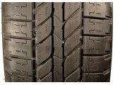 255/55/19 Michelin 4x4 Synchrone 111H 95% left